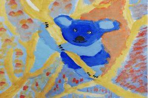 21.02.2020 Die Klasse 5GD sammelt für notleidende Koalas!