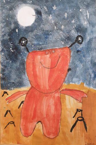 Marsmensch 1